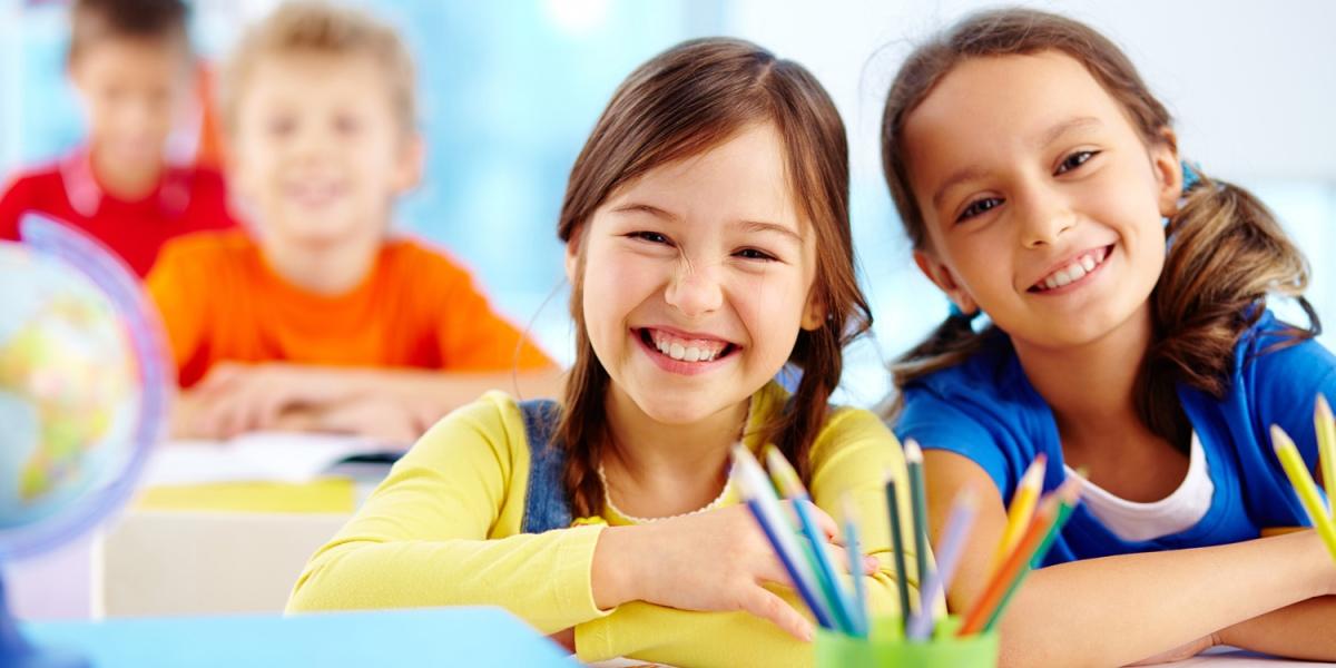 Inglês para crianças, crianças aprendendo inglês