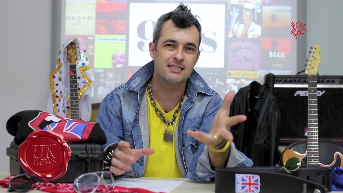 História do Rock: Anos 1990s - Inglês Falado